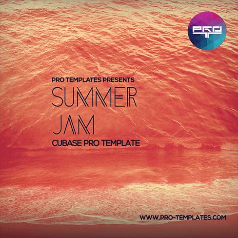 Summer-Jam-Cubase-Pro-Template