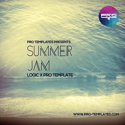 Summer-Jam-Logic-Pro-X-Template
