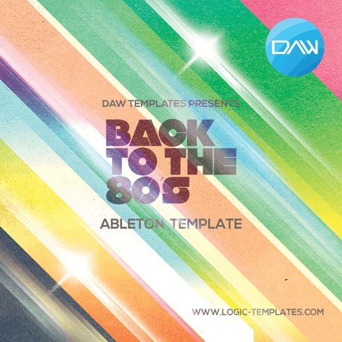 Back-to-the-80s-Ableton-Template