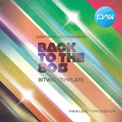 Back-to-the-80s-Bitwig-Template