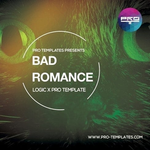 Bad-Romance-Logic-Pro-X-Template