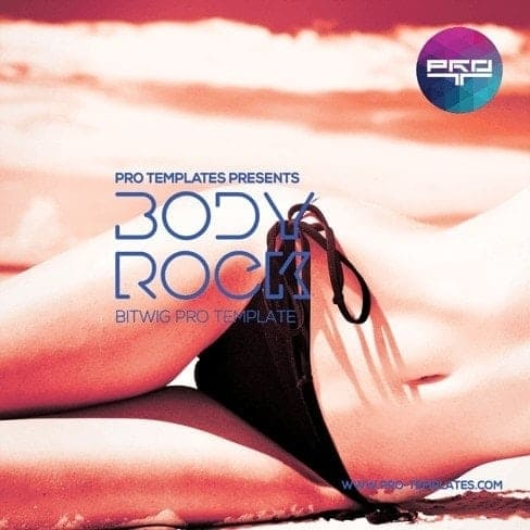 Body-ROCK-Bitwig-Pro-template
