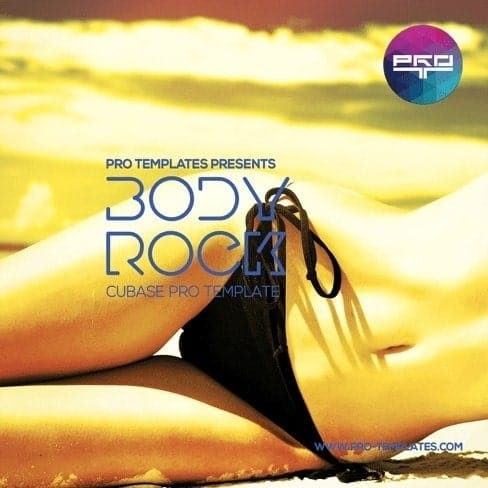 Body-ROCK-Cubase-Pro-template