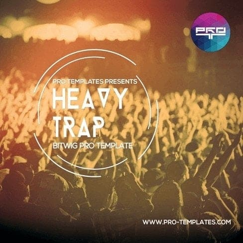 Haevy-Trap-Bitwig-Pro-Template