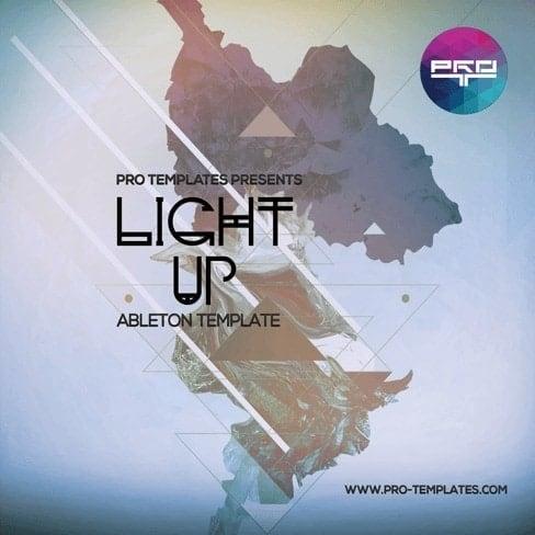 Light-Up-Ableton-Pro-template