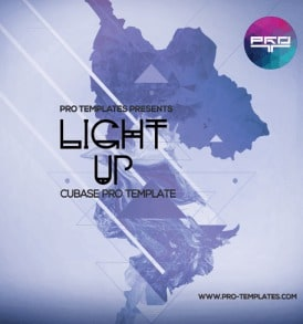 Light-Up-Cubase-Pro-template