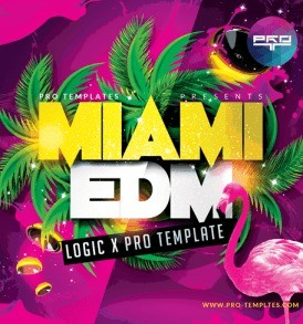 Miami-EDM-Logic-X-Pro-Template