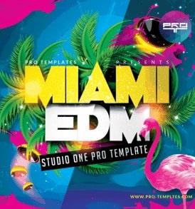 Miami-EDM-Studio-One-Pro-Template