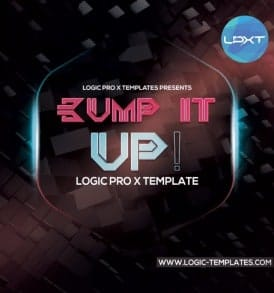 Bump-it-up-Logic-X-Template