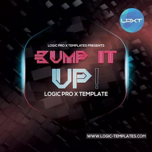 Bump-it-up-Logic-X-Template