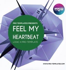Feel-My-Heartbeat-Logic-X-Pro-template