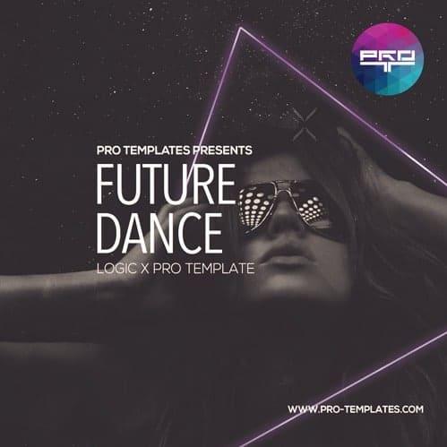 Future-Dance-Logic-X-Pro-template