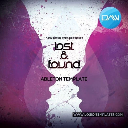 Lost-&-Found-Ableton-Template