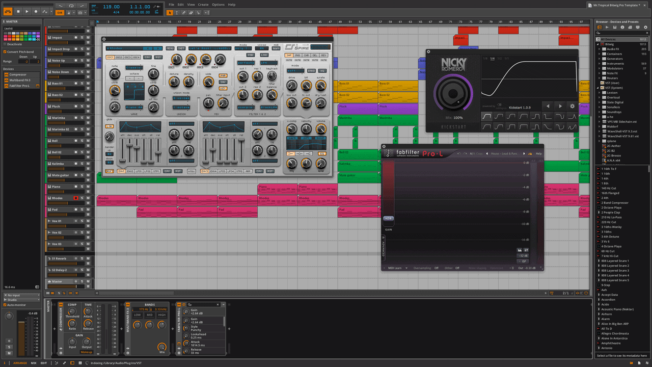 Mr.Tropical-Bitwig-Pro-Template-2