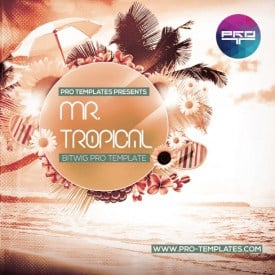 Mr.Tropical-Bitwig-template