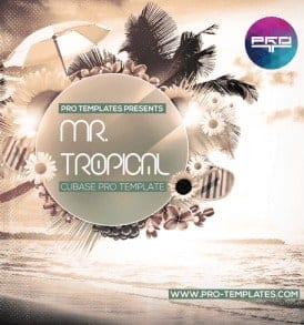 Mr.Tropical-Cubase-template
