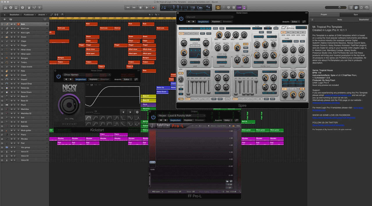 Mr.Tropical-Logic-X-Pro-Template-2
