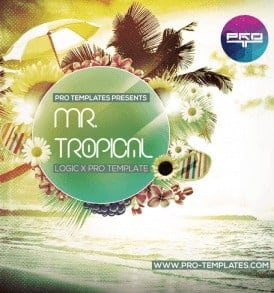 Mr.Tropical-Logic-X-Pro-template
