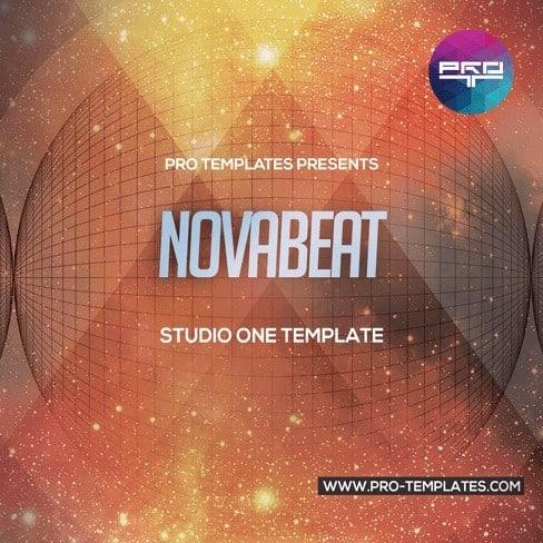 Novabeat-Studio One Pro Template