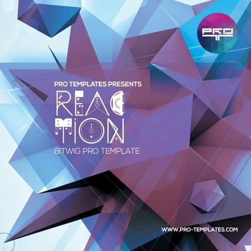 Reaction-Bitwig-Pro-template