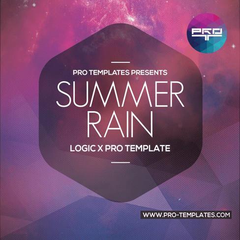 Summer-Rain-Logic-X-Pro-Template