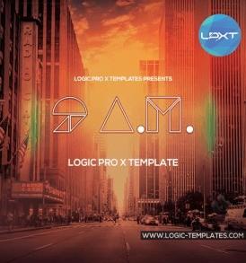 9-A.M.-Logic-Pro-X-Template