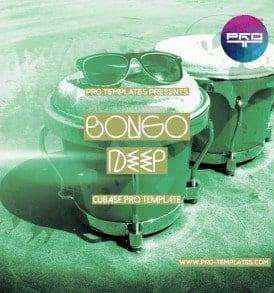 Bongo-Deep-logic-Cubase-Pro-Template