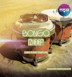 Bongo-Deep-logic-X-Pro-template
