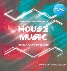 House-Music-Studio-One-3-Template