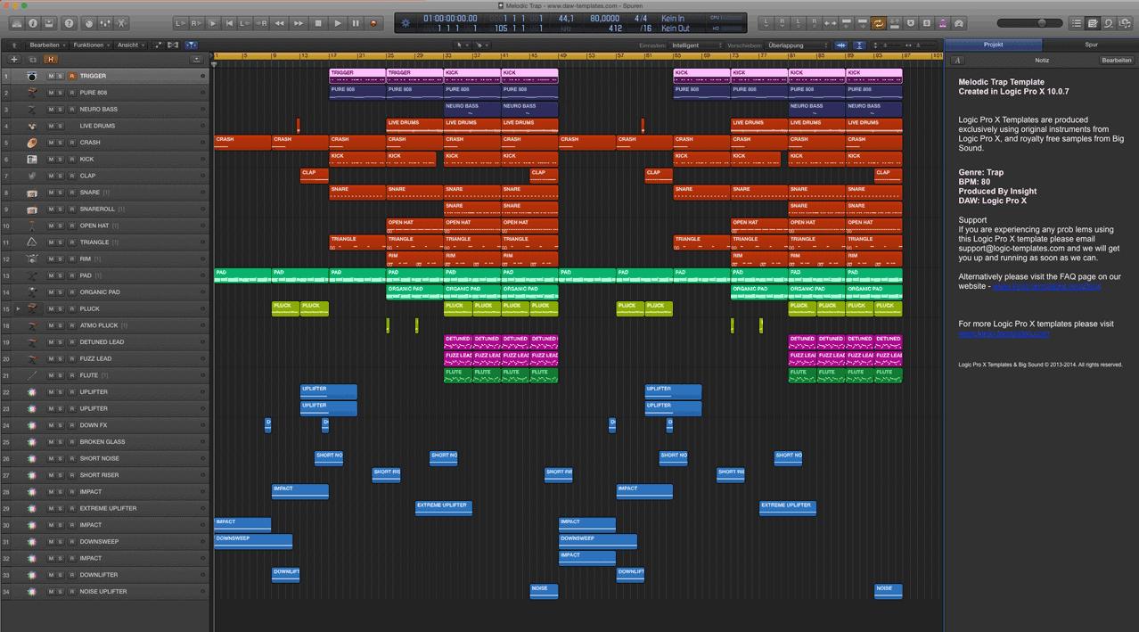 Melodic-Trap-logic-pro-x-template-1