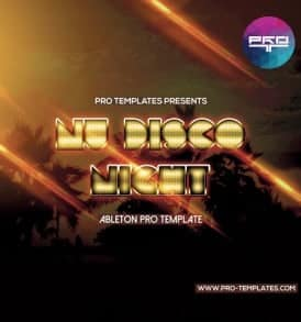 Nu-Disco-Night-Ableton-Pro-template