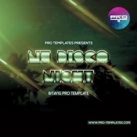 Nu-Disco-Night-Bitwig-Pro-template