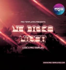 Nu-Disco-Night-logic-X-Pro-template