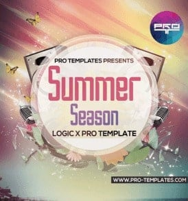 Summer-Season-Logic-X-Pro-Template