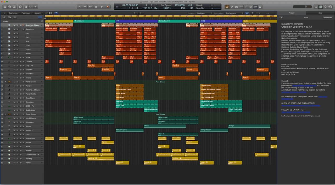 Sunset-Logic-X-Pro-Template1