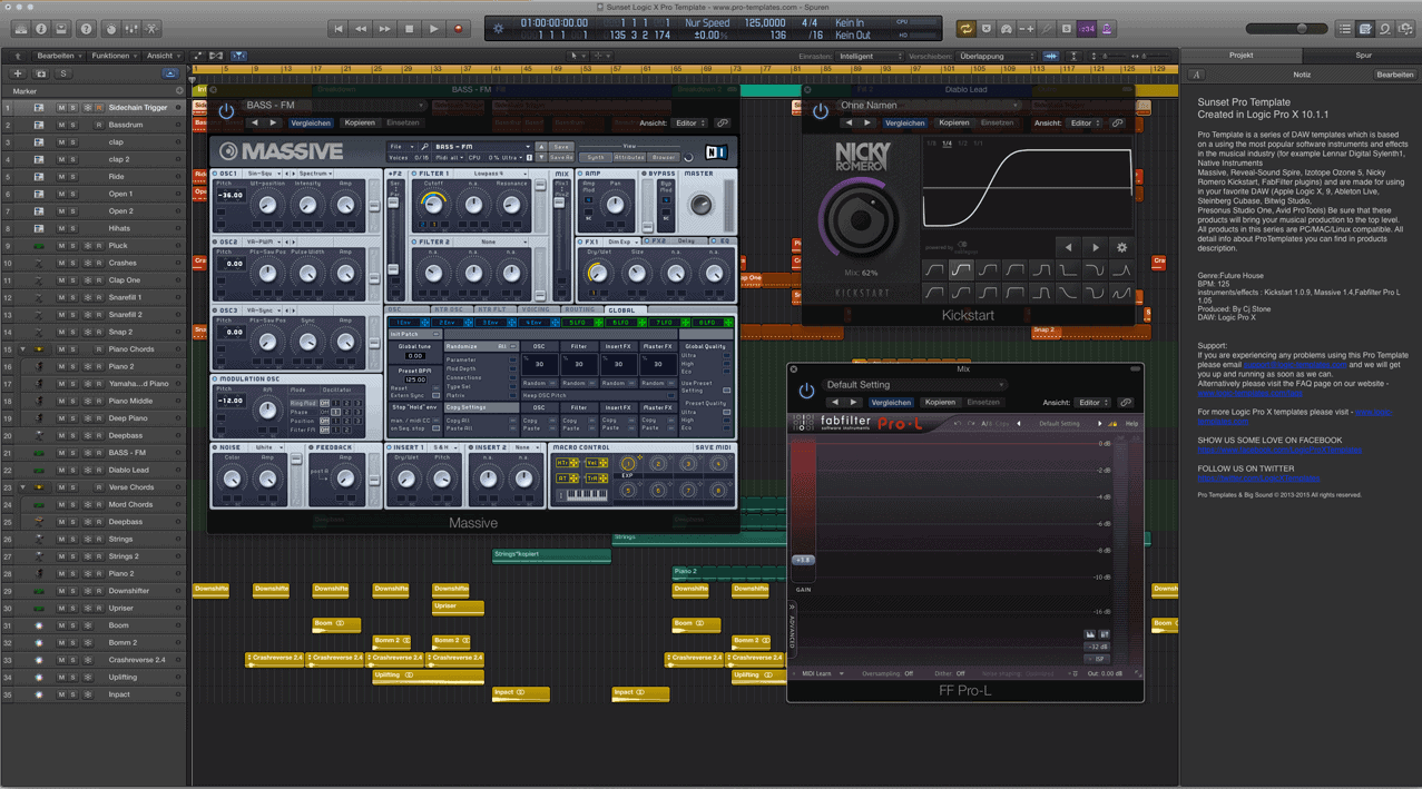 Sunset-Logic-X-Pro-Template2