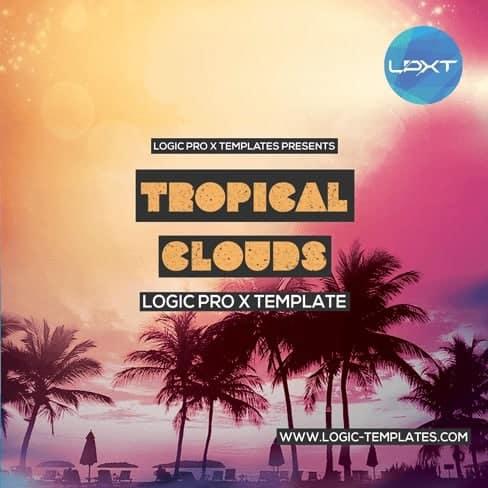 Tropical-Clouds-Logic-Pro-X-Template