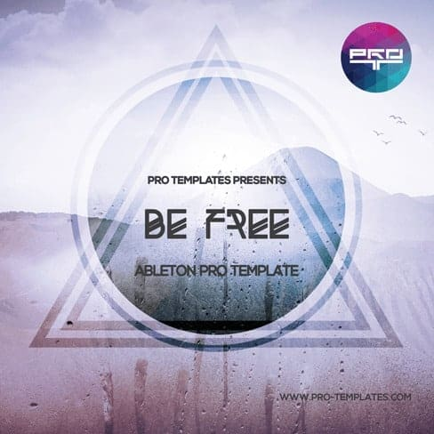 Be-Free-Ableton-Pro-template