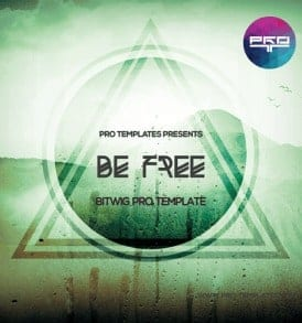 Be-Free-Bitwig-Pro-template