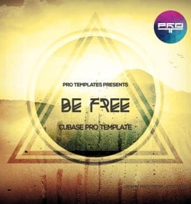 Be-Free-Cubase-Pro-template