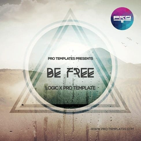 Be-Free-Logic-X-Pro-template