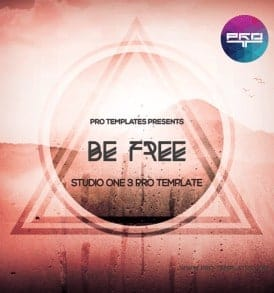 Be-Free-Studio-One-3-Pro-template
