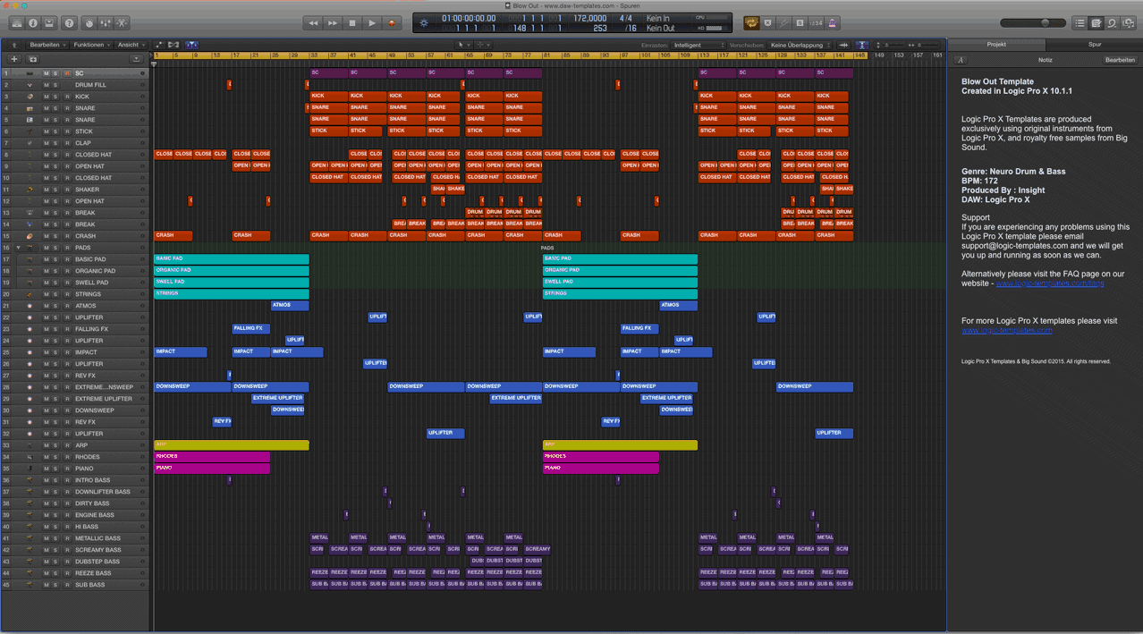 Blow-Out-Logic-Pro-X-Template