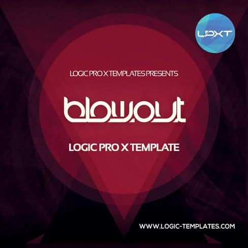 BlowOut-Logic-X-Template