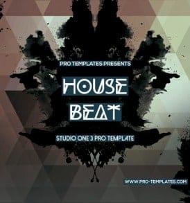 House-Beat-Studio-One-3-Pro-template