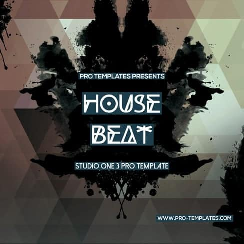 House-Beat-Studio-One-3-Pro-template