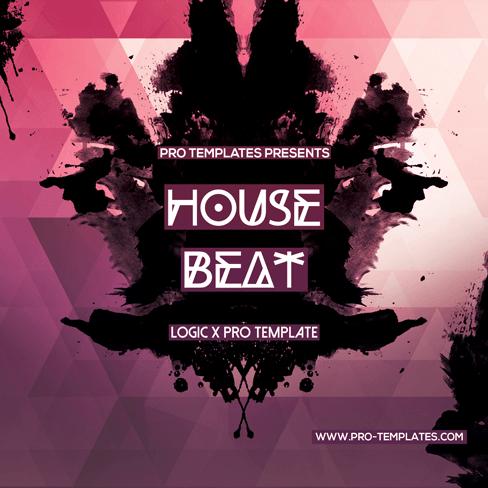 House-Beat-logic-X-Pro-template