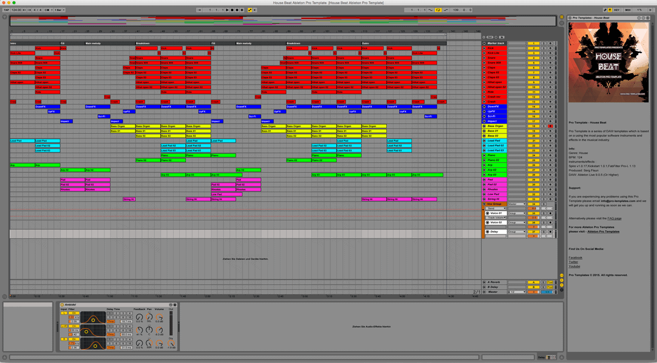 House-beat-Ableton-Pro-Template-1
