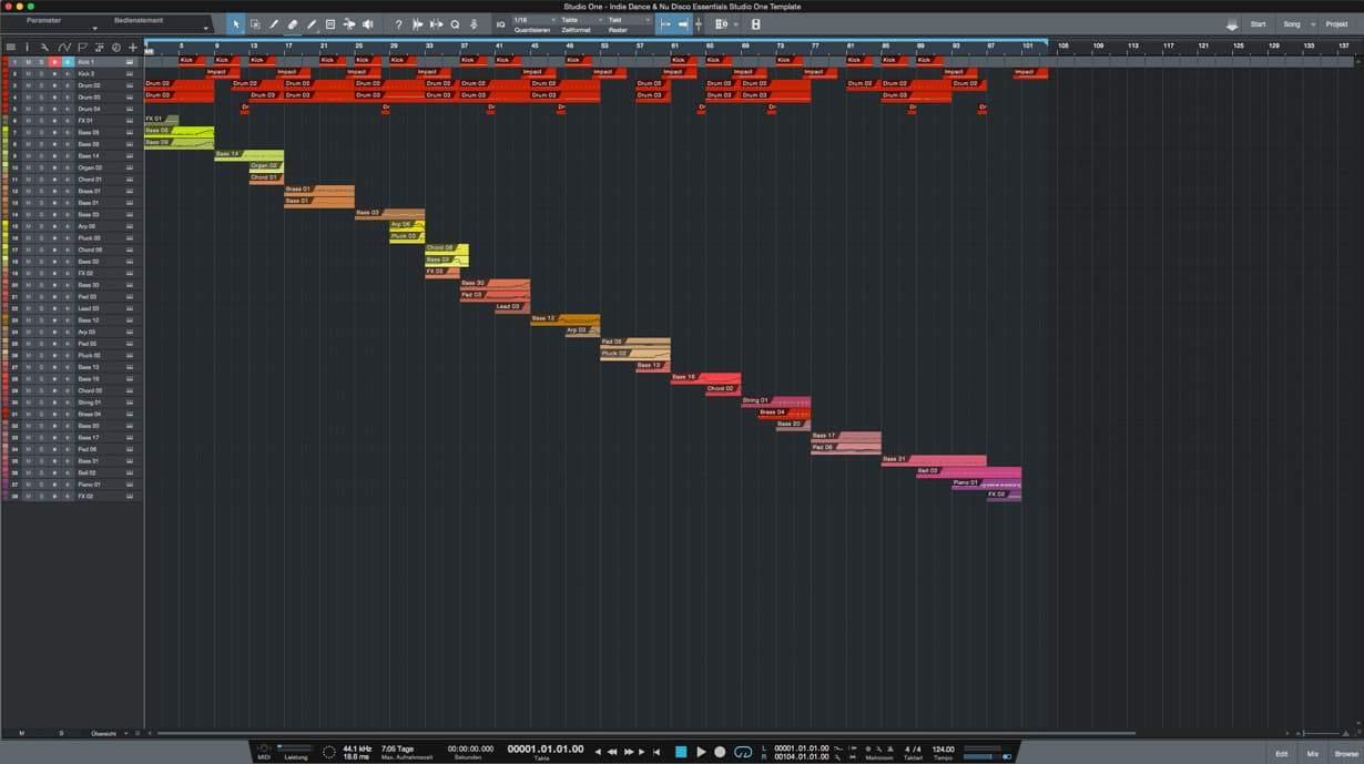 Indie-Dance-&-Nu-Disco-Essentials-Studio-One-Template