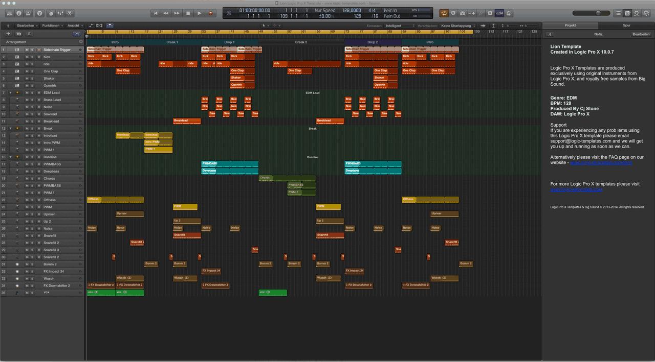 Lion-Logic-Pro-X-Template1